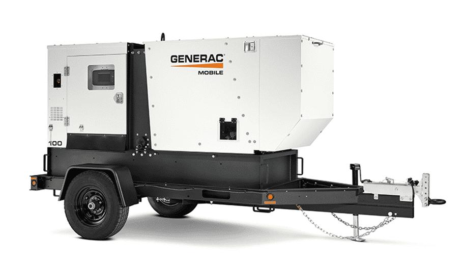 Generac Mobile Rental MDG100