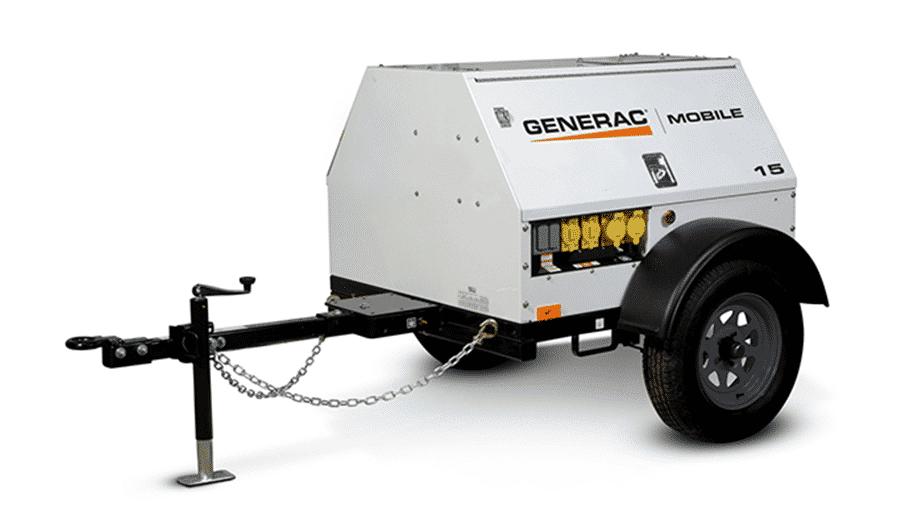 Generac Mobile Rental MLG15