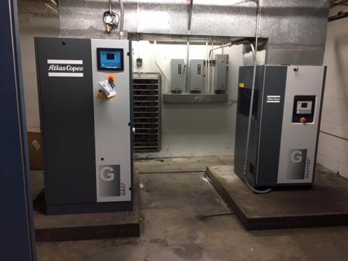 Rotary-Screw-Compressor-Package-Mfg-Facility