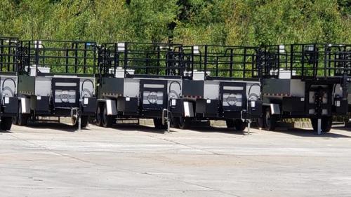 Doosan-Powered-Hydro-Seeder-Equipment
